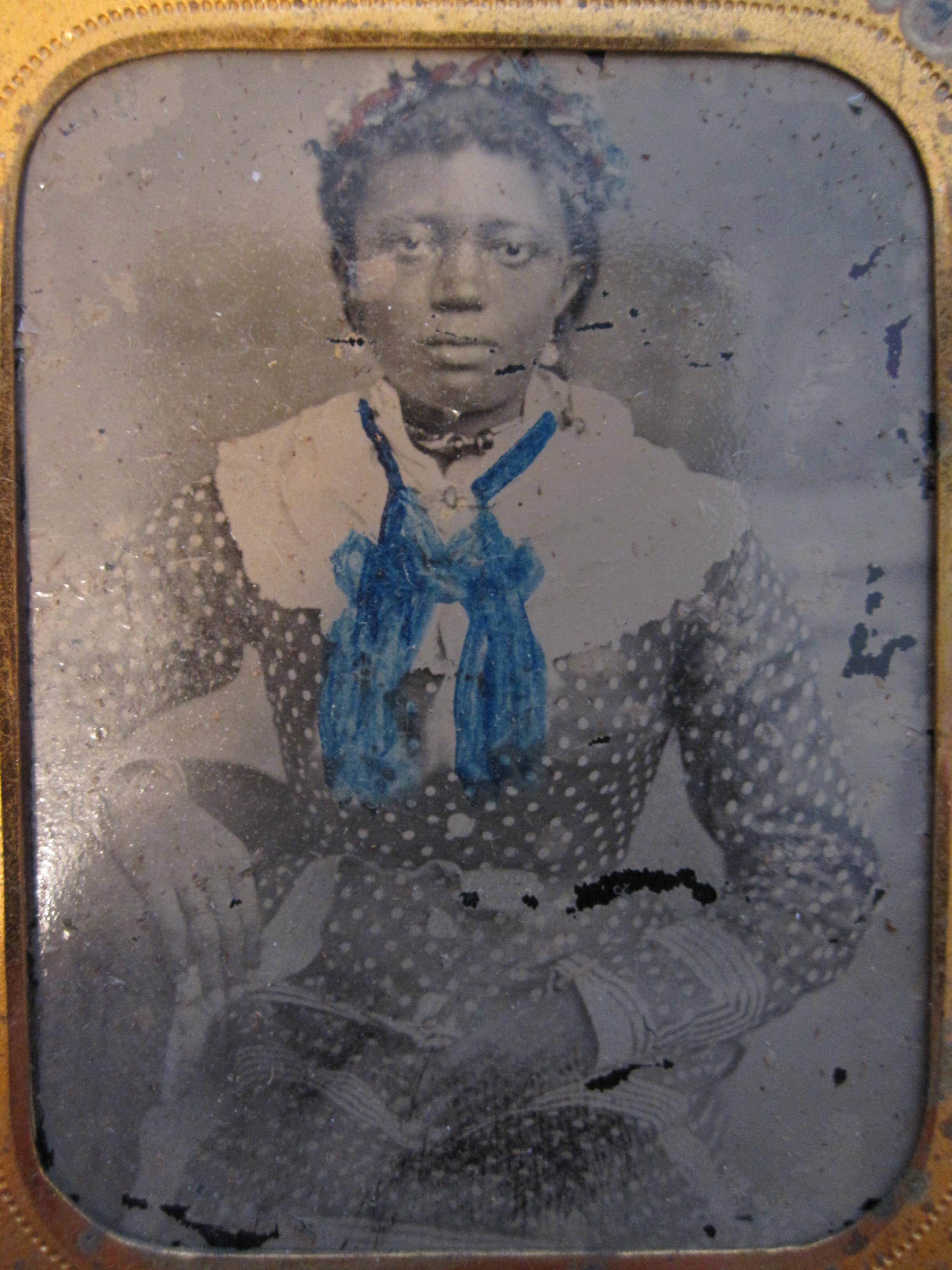 Civil War Era Tintype